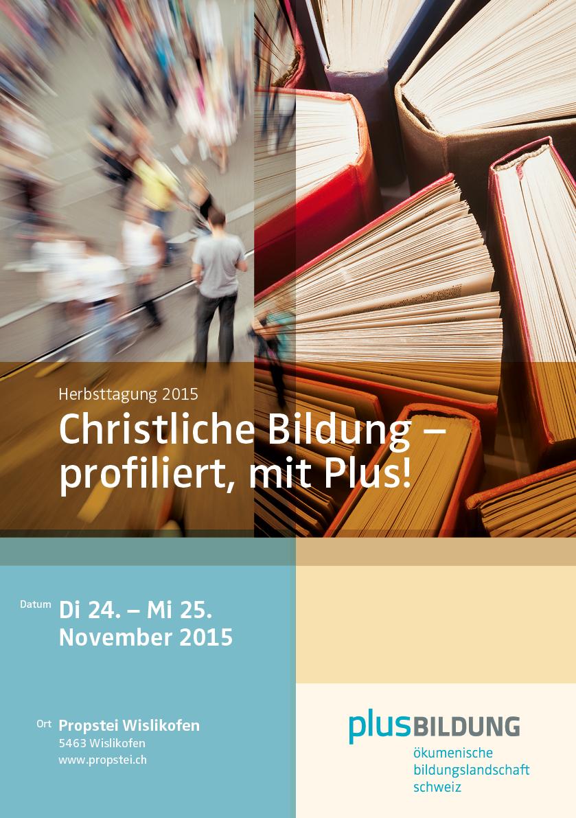 Einladung Herbsttagung 2015