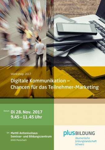 Programm Workshop 2017